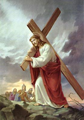 Chúa vác Thánh Giá