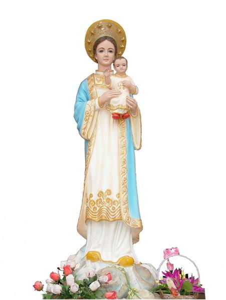 Mẹ La Vang trừ quỷ. 13